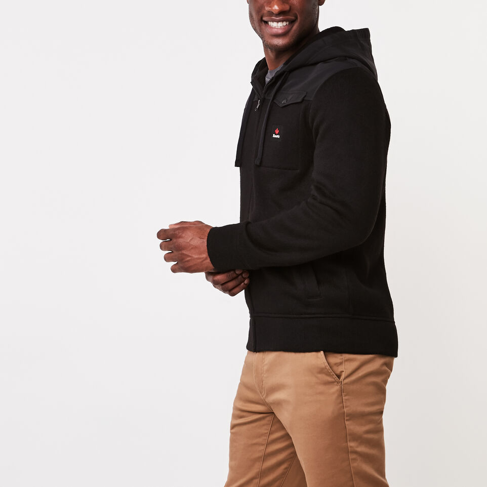 Roots-undefined-Sachs Full Zip Hoody-undefined-B