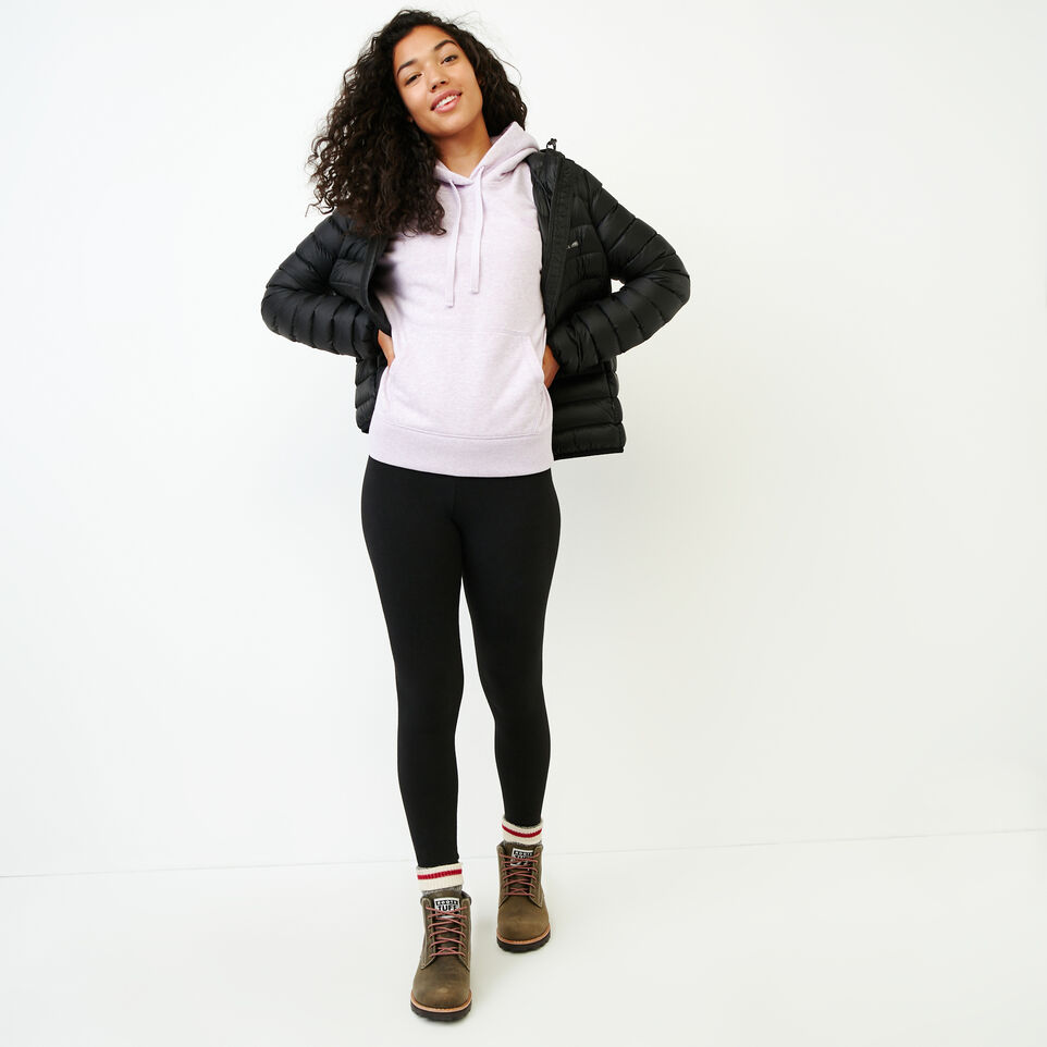 Roots-Women Our Favourite New Arrivals-Junction Hoody-Thistle Mix-B