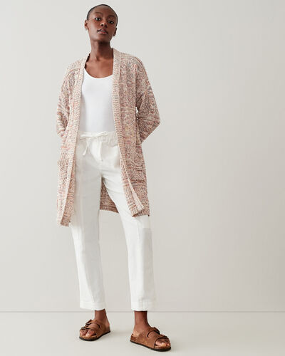 Roots-Women Sweaters & Cardigans-Nahanni Open Cardigan-Multi-A