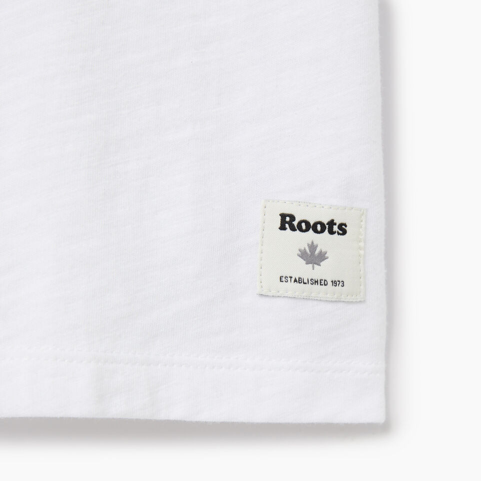 Roots-undefined-Womens Roots Paddle T-shirt-undefined-C
