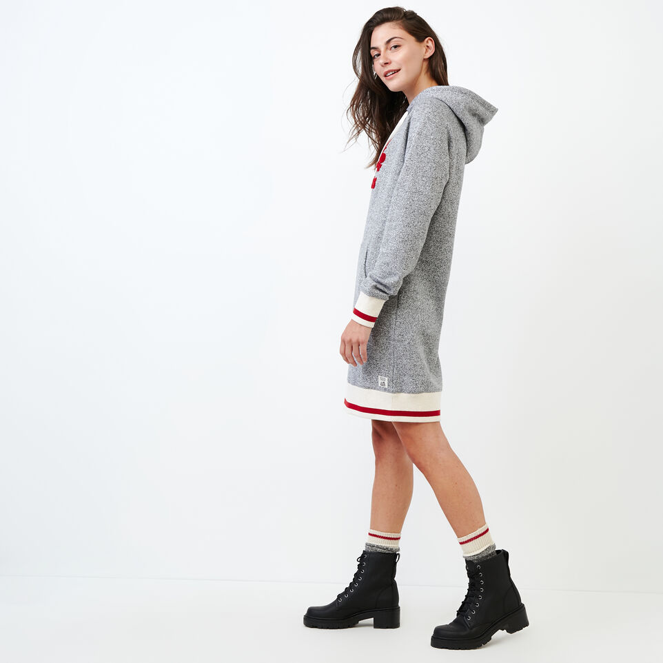 Roots-undefined-Cabin Fleece Dress-undefined-C