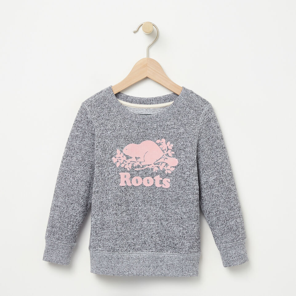 Roots-undefined-Toddler Original Crew Sweatshirt-undefined-A