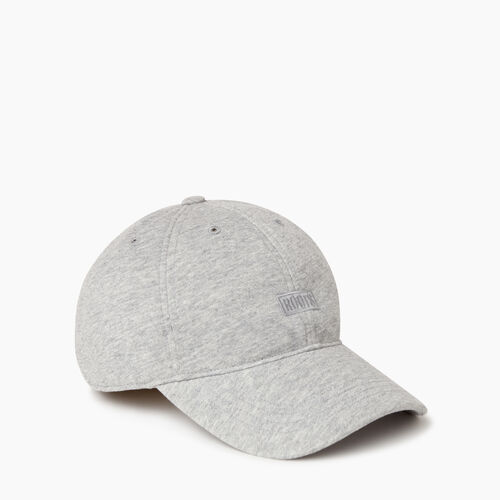 Roots-Women Categories-Elliston Baseball Cap-Grey Mix-A