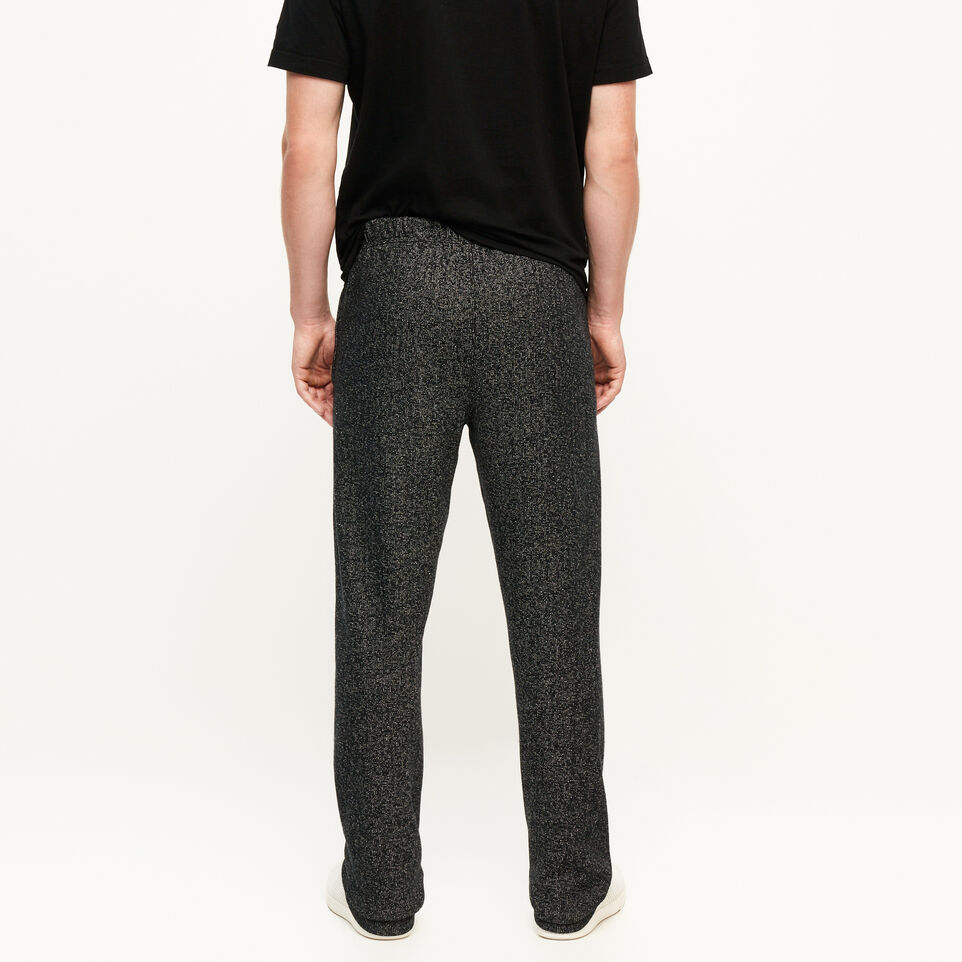 Roots-Men Bestsellers-Heritage Sweatpant-Black Pepper-D
