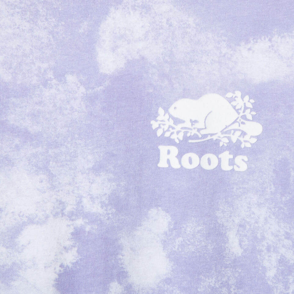 Roots-New For March Daily Offer-Womens Moncton T-shirt-Thistle-D