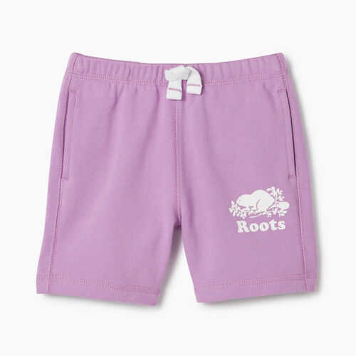 Roots-Kids New Arrivals-Toddler Original Roots Short-African Violet-A