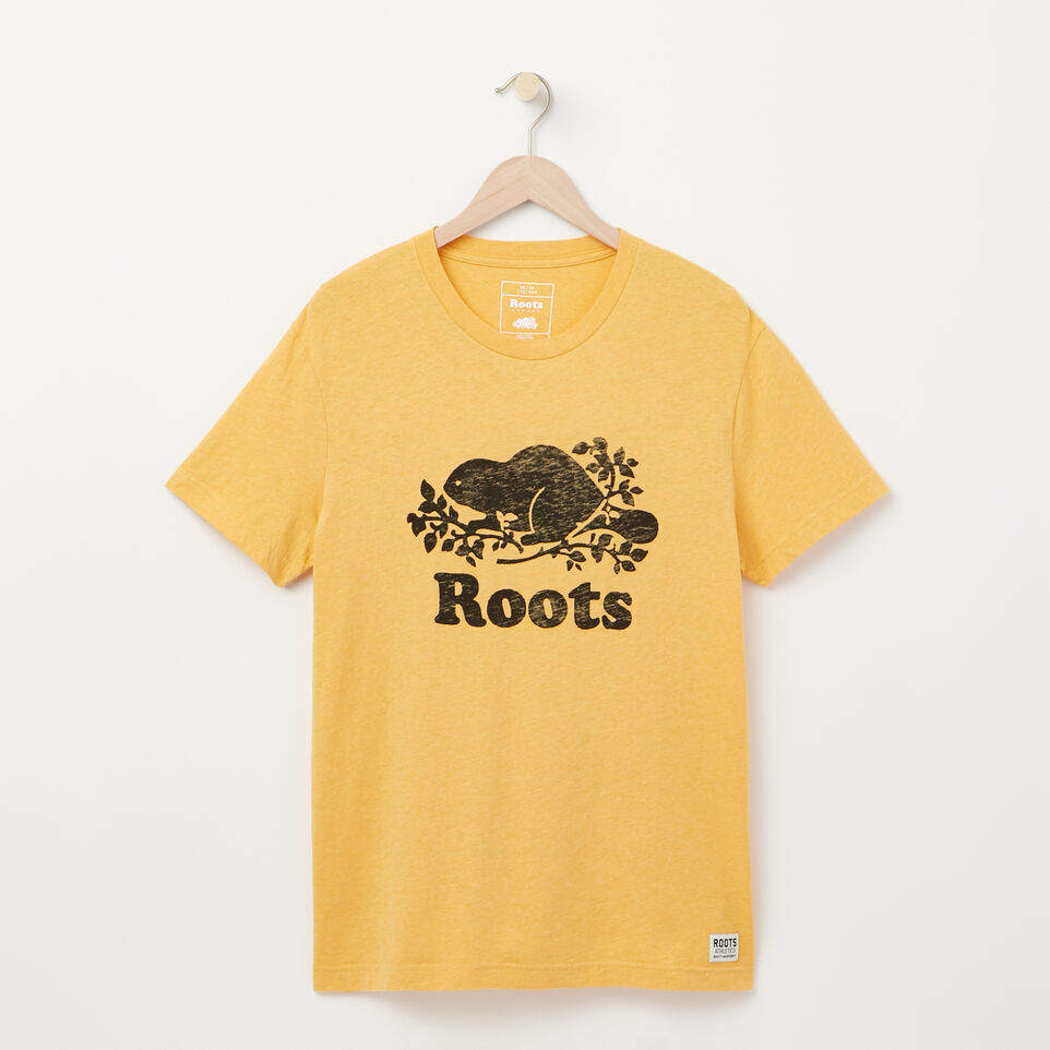 Roots-undefined-T shirt Cooper Beaver-undefined-A