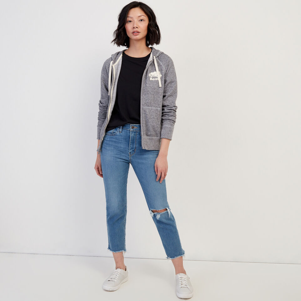 Roots-Women Clothing-Levi's 724 Hi rise Straight Crop Jean-Med Denim Blue-B