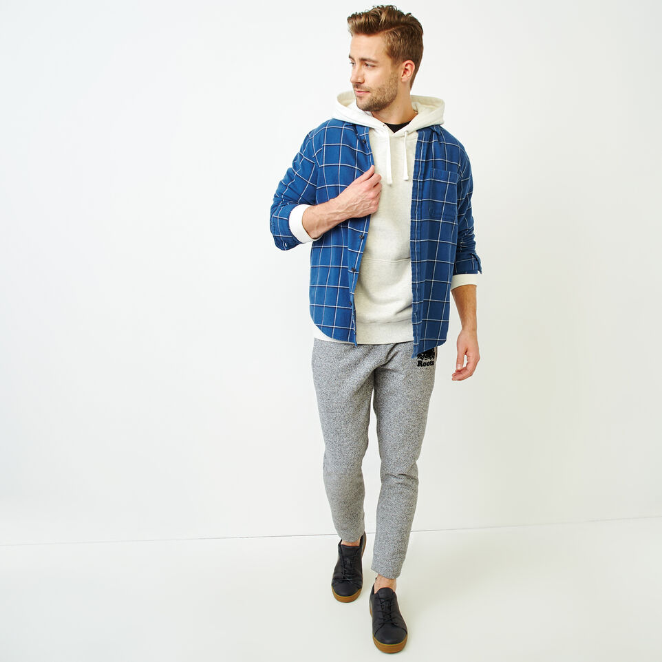 Roots-undefined-Lightweight Flannel Shirt-undefined-B