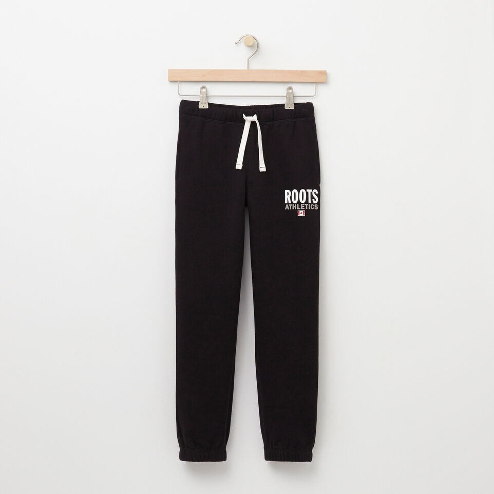 Roots-undefined-Boys Roots Re-issue Classic Sweatpant-undefined-A