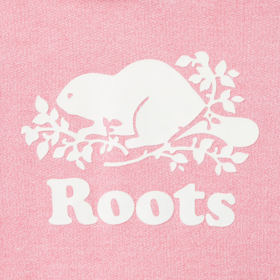 Roots-Clearance Kids-Girls Original Kanga Hoody-Pastl Lavender Pper-D