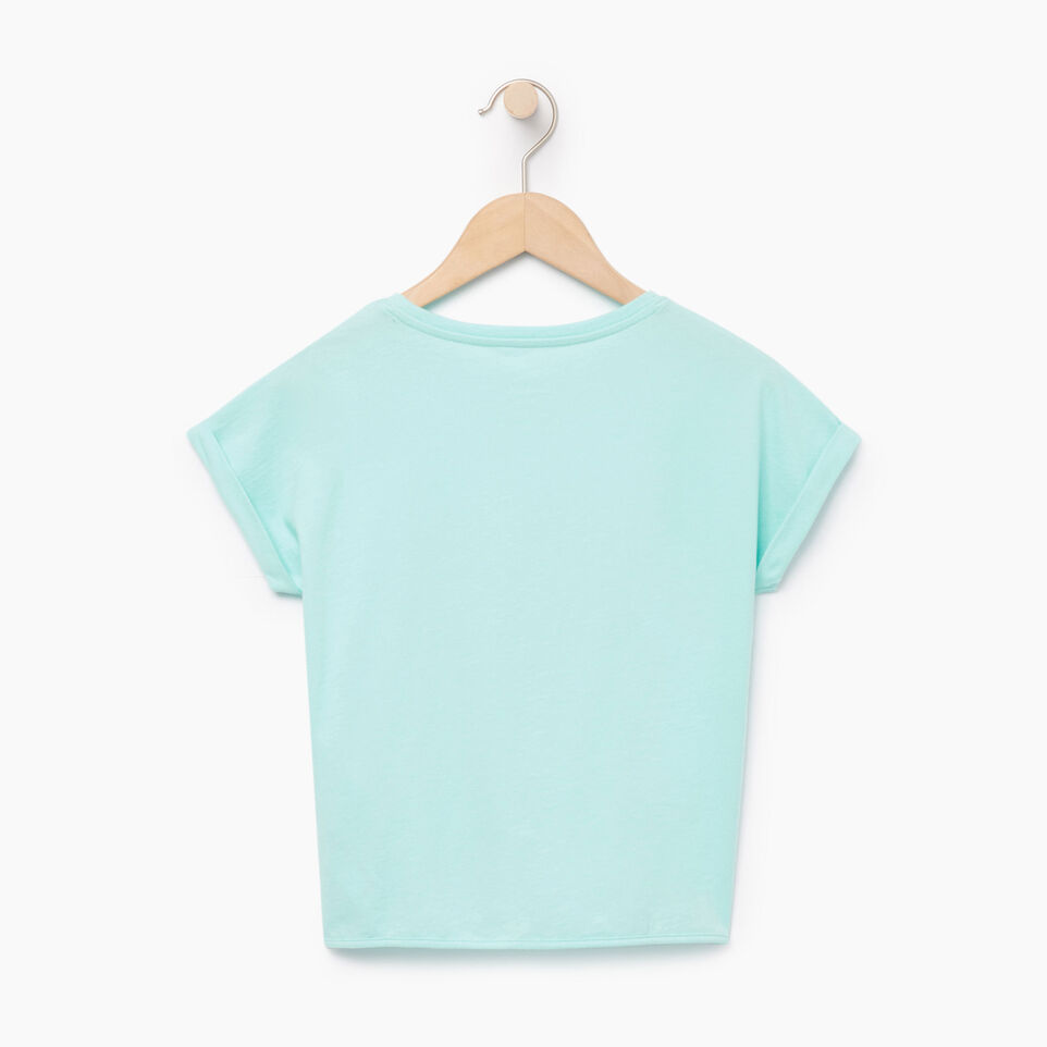Roots-undefined-T-shirt pour filles-undefined-B