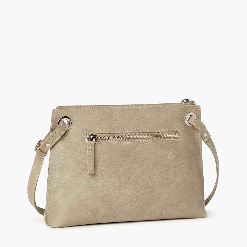 Roots-Leather Tribe Leather-Edie Bag-Mint-C