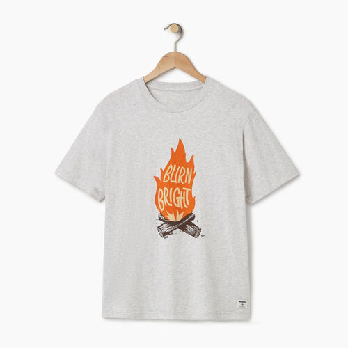 Roots-Men Our Favourite New Arrivals-Mens Camp T-shirt-White Mix-A