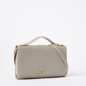 Roots-Leather Women's Wallets-Beauty Wallet Bag Prince-Greystone-A