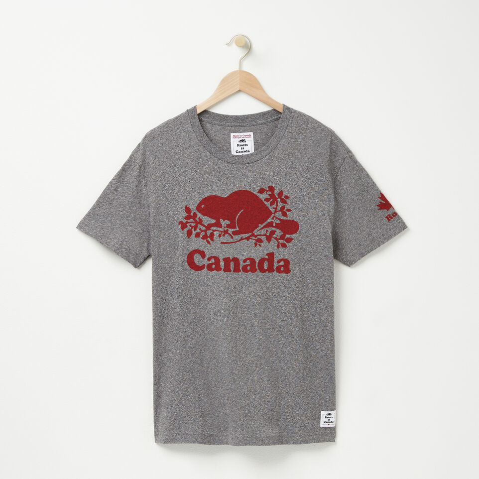 Roots-undefined-T-shirt Canada Cuivre-undefined-A