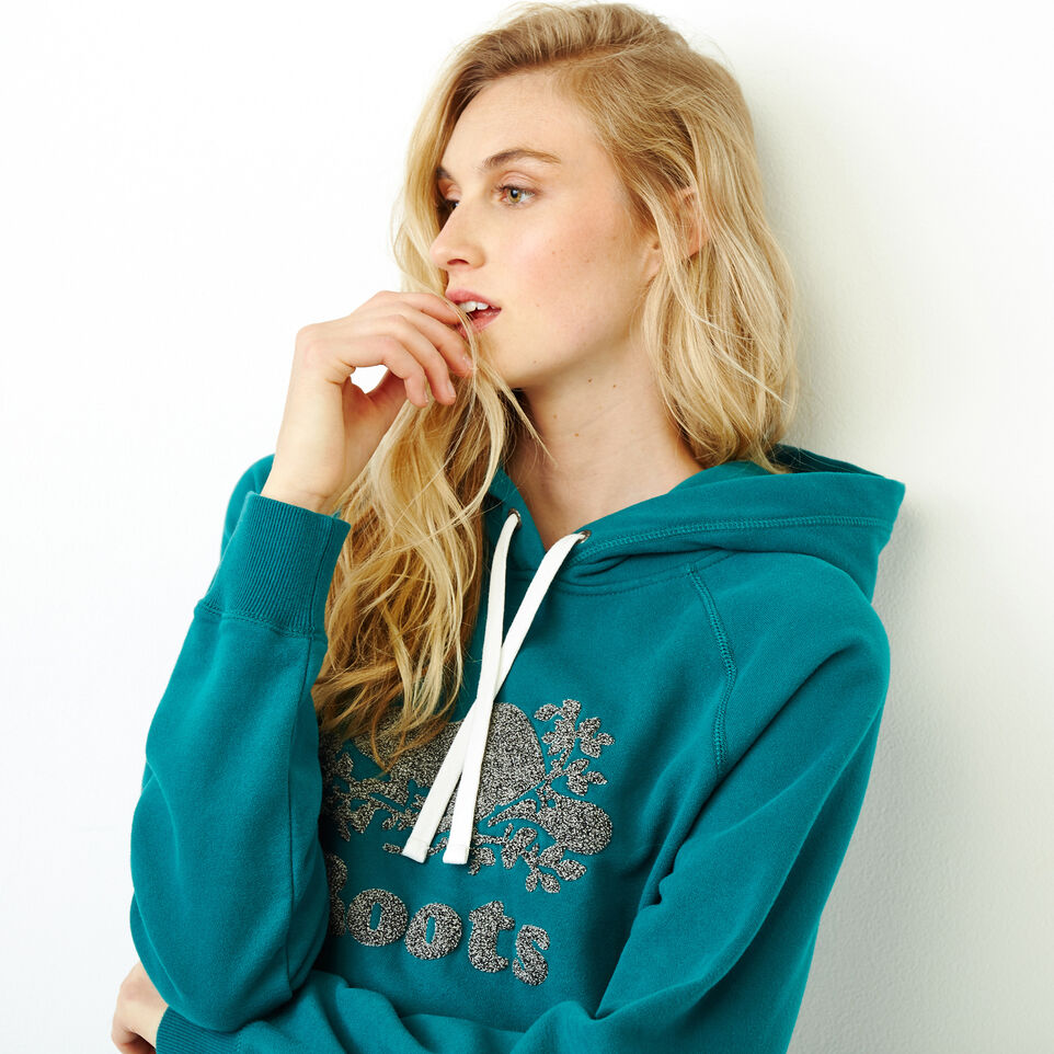Roots-undefined-Chenille Cooper Beaver Hoody-undefined-E