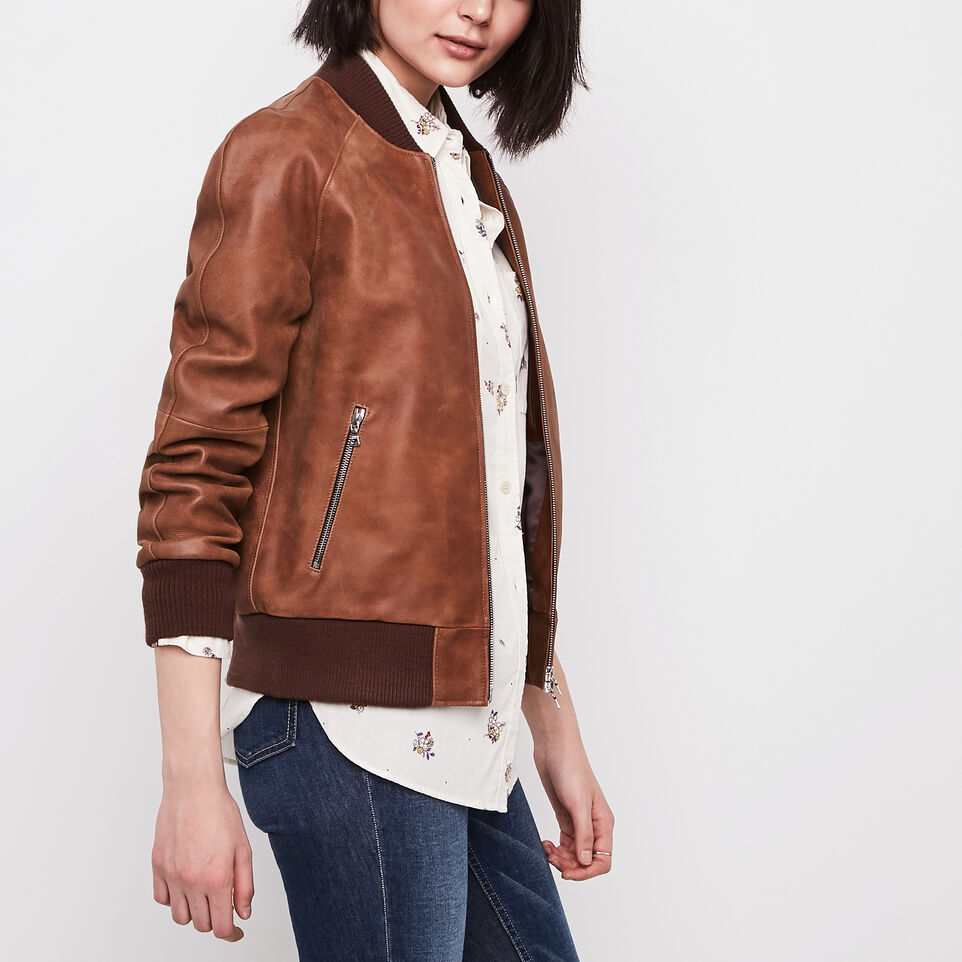 Roots-undefined-Womens Raglan Jacket Tribe-undefined-D