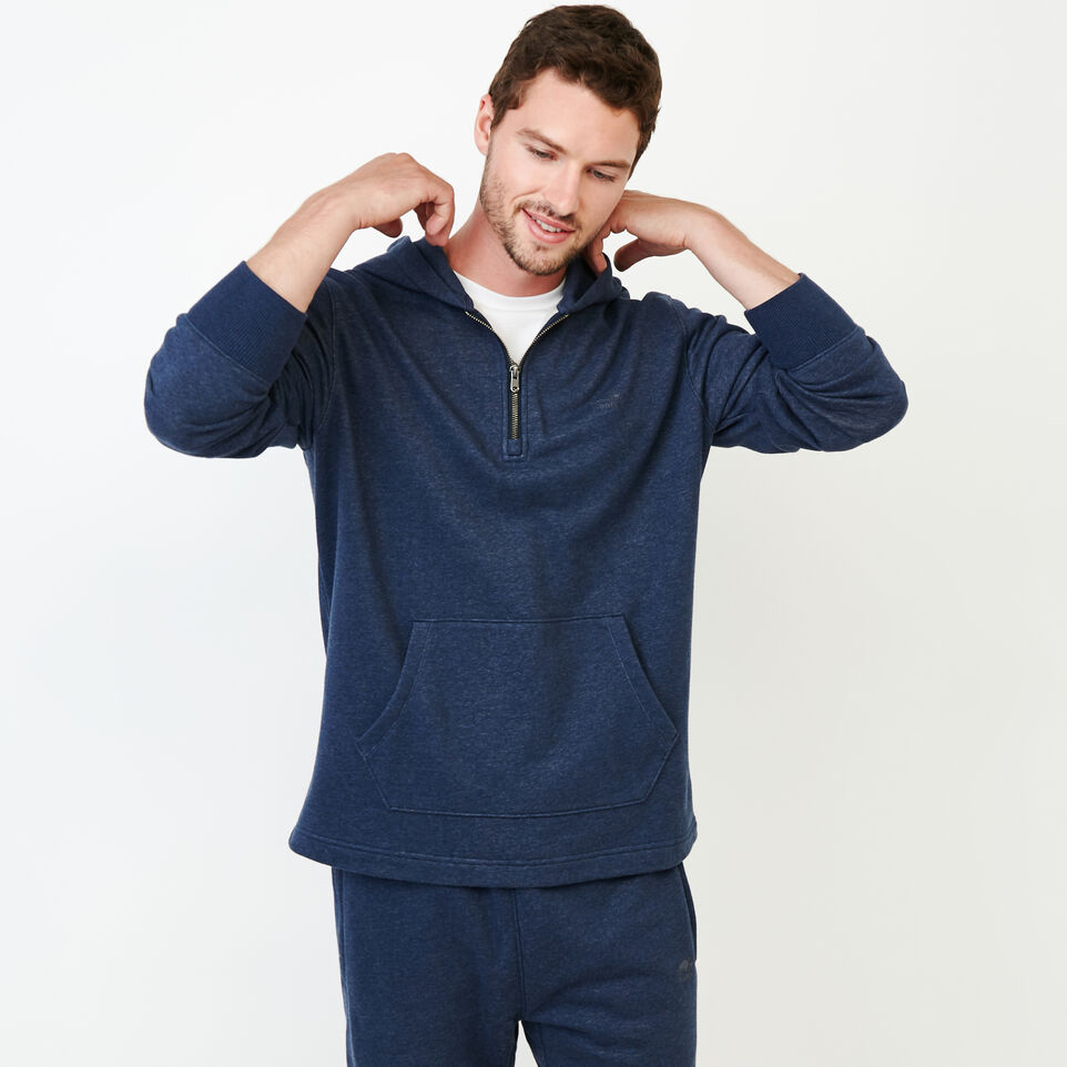 Roots-undefined-Junction Half Zip Hoody-undefined-A