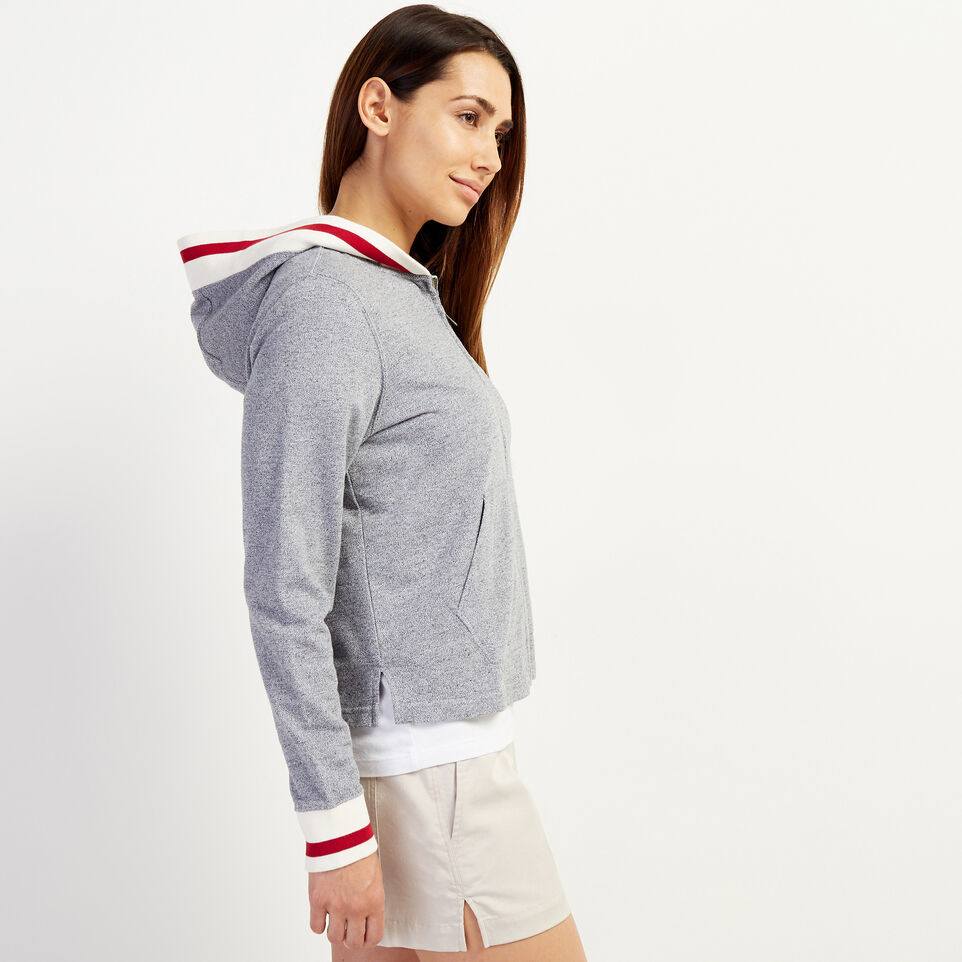 Roots-undefined-Cabin Full Zip Hoody-undefined-C