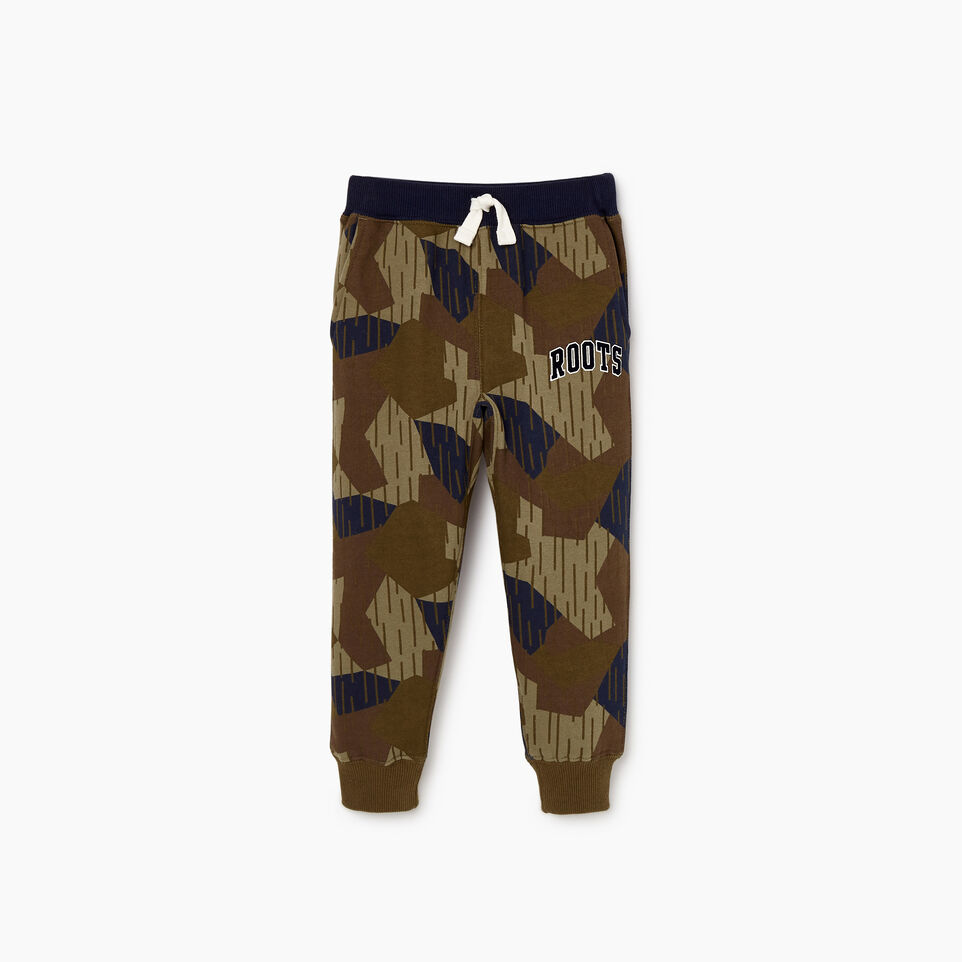 Roots-undefined-Toddler Nova Scotia Camo Sweatpant-undefined-A