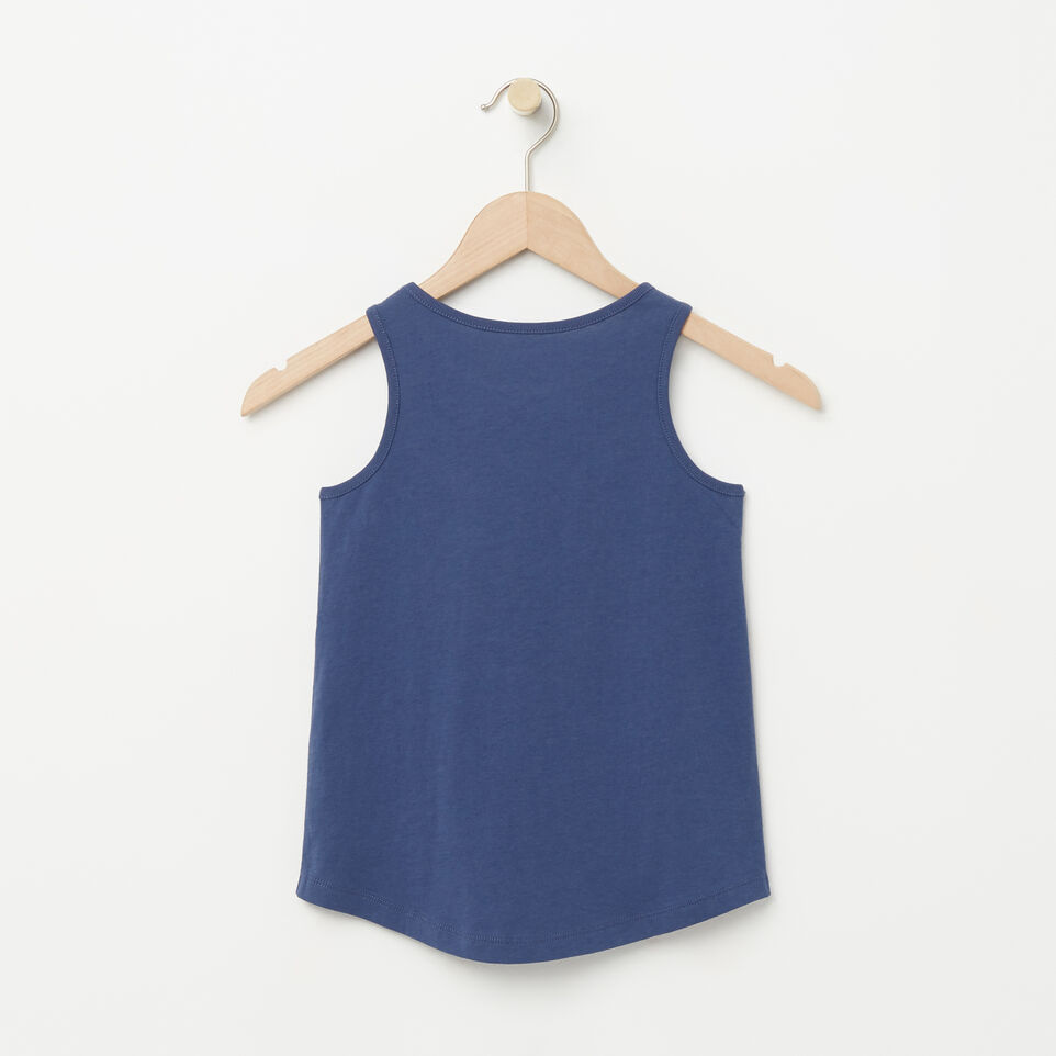 Roots-undefined-Girls Classic Cooper Tank-undefined-B
