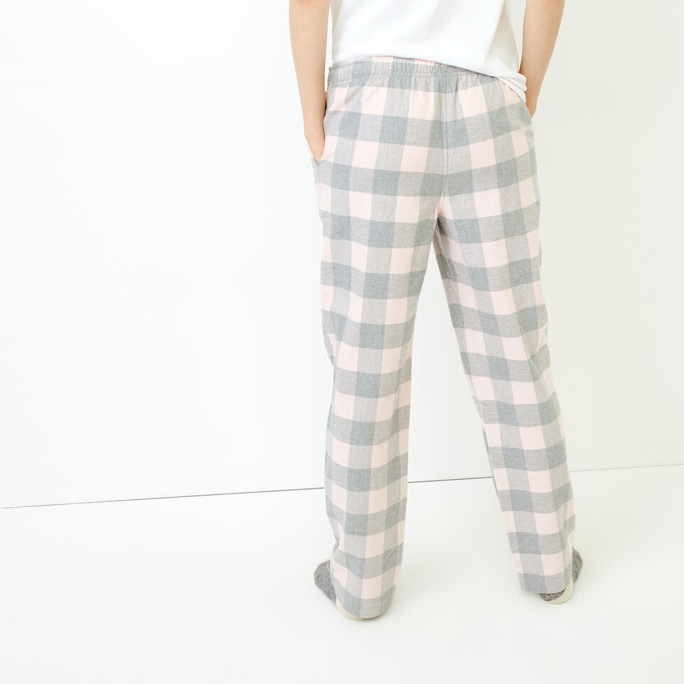 Roots-New For December Today Only: 40% Off Park Plaid Collection-Inglenook Lounge Pant-Pink Mix-D