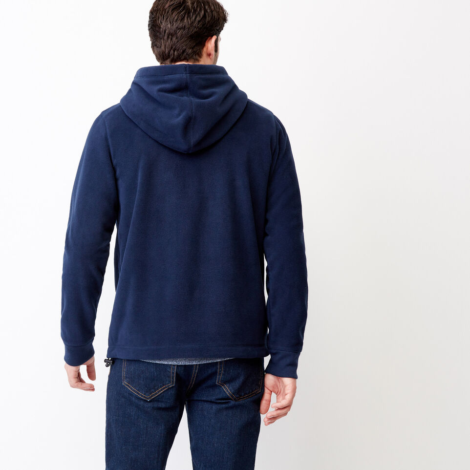 Roots-Winter Sale Men-Roots Vault Polar Hoody-Navy Blazer-D