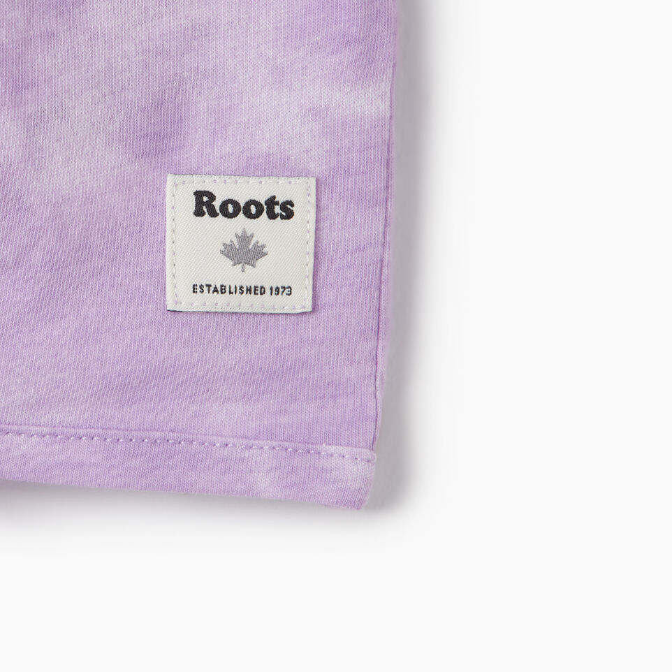 Roots-Kids T-shirts-Toddler Tie T-shirt-African Violet-D