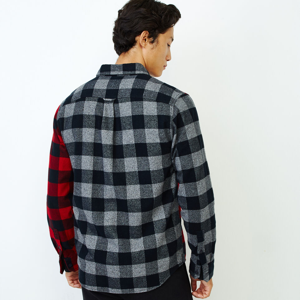 Roots-undefined-Park Mix And Match Shirt-undefined-D