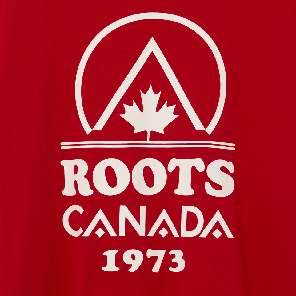 Roots-undefined-Mens Explore T-shirt-undefined-D