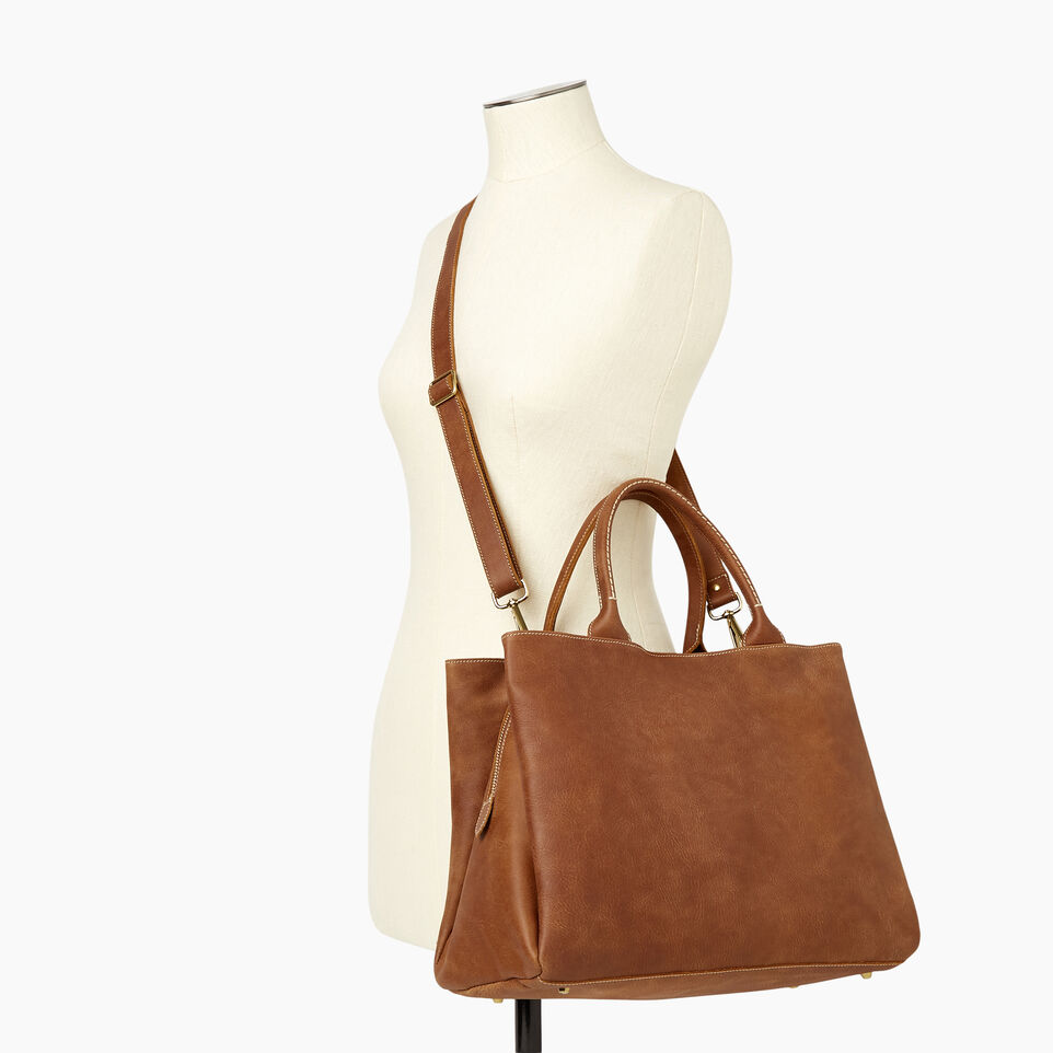 Roots-undefined-Large Mont Royal Bag-undefined-B