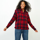Roots-undefined-Flannel Shirt-undefined-A