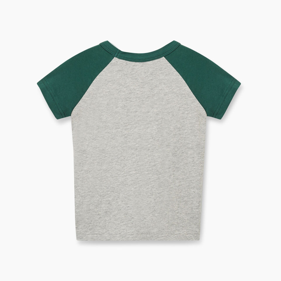 Roots-undefined-Toddler Cooper Beaver Raglan T-shirt-undefined-B