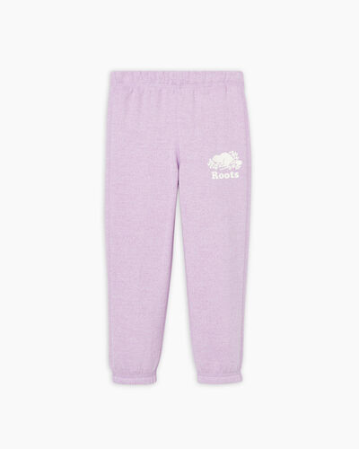 Roots-Sweats Toddler Girls-Toddler Original Roots Sweatpant-Lupine Pepper-A