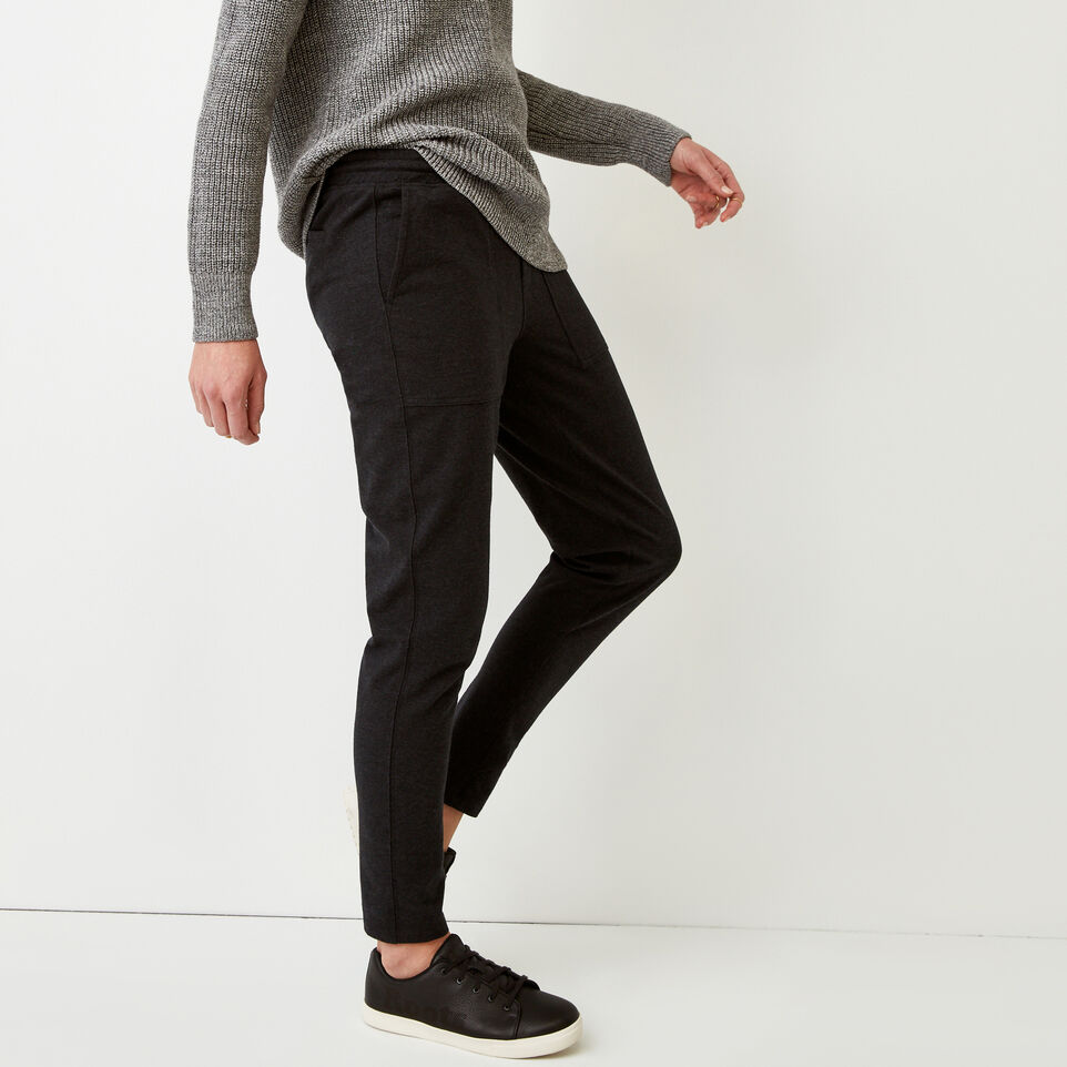 Roots-Women Our Favourite New Arrivals-Kelby Jogger-Black Mix-C