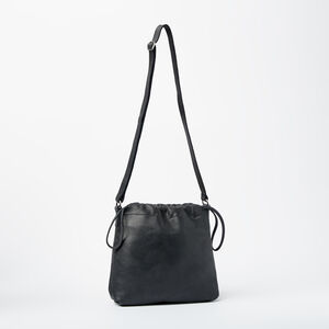 Roots-Leather New Arrivals-Mini Drawstring Bag Tribe-Jet Black-A