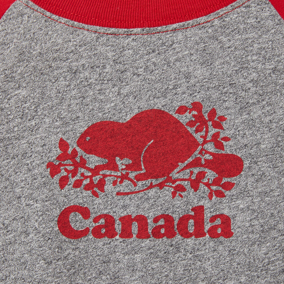 Roots-undefined-Baby Canada Baseball T-shirt-undefined-C