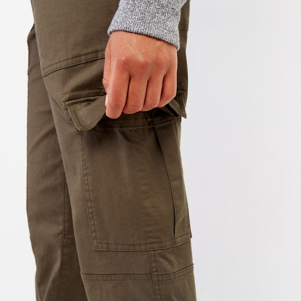 Roots-undefined-Slim Cargo Pant-undefined-E