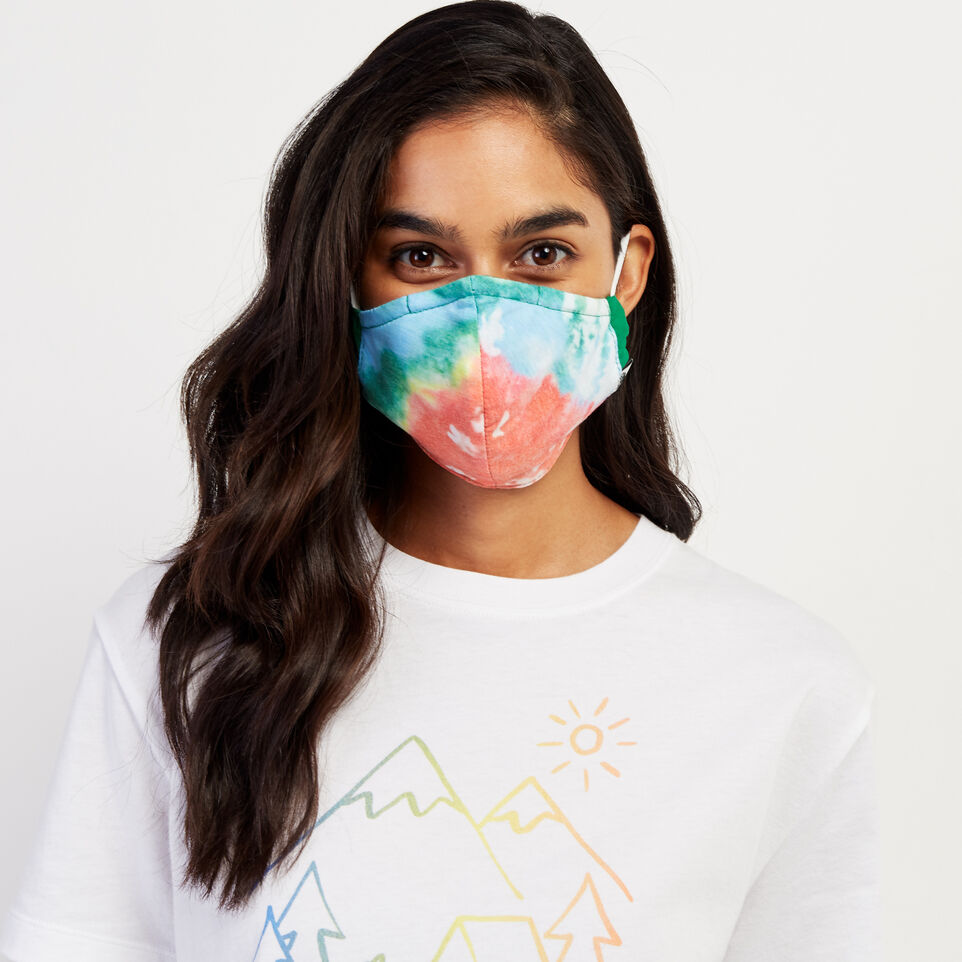 Roots-undefined-Lightweight Tie Dye Reusable Face Mask-undefined-B