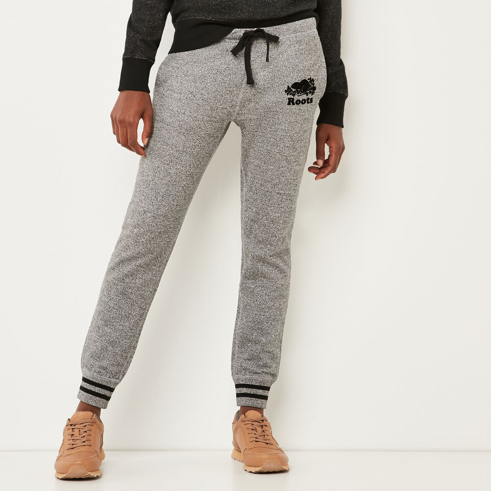 Roots-undefined-Varsity Slim Cuff Sweatpant-undefined-B