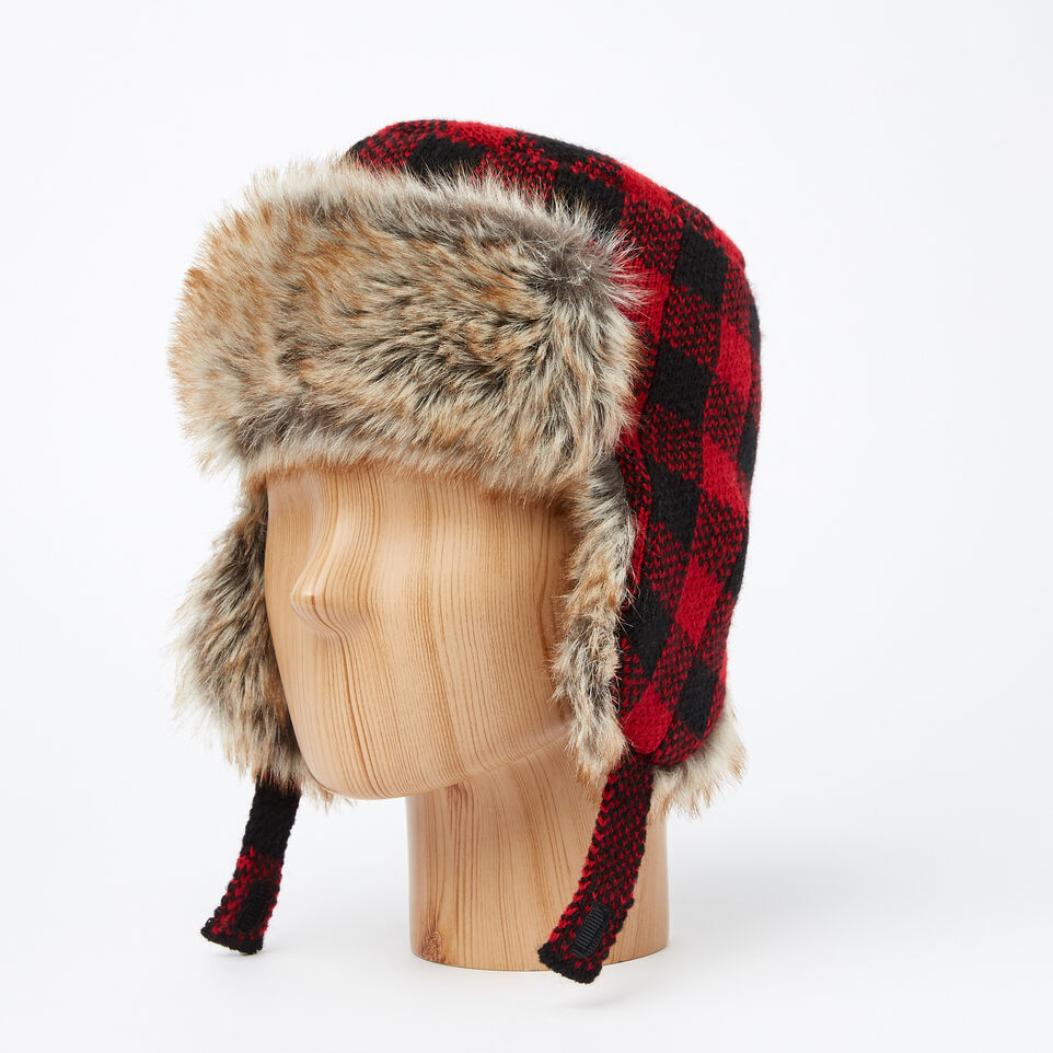 Roots-undefined-Toddler Lumberjack Trapper Hat-undefined-B