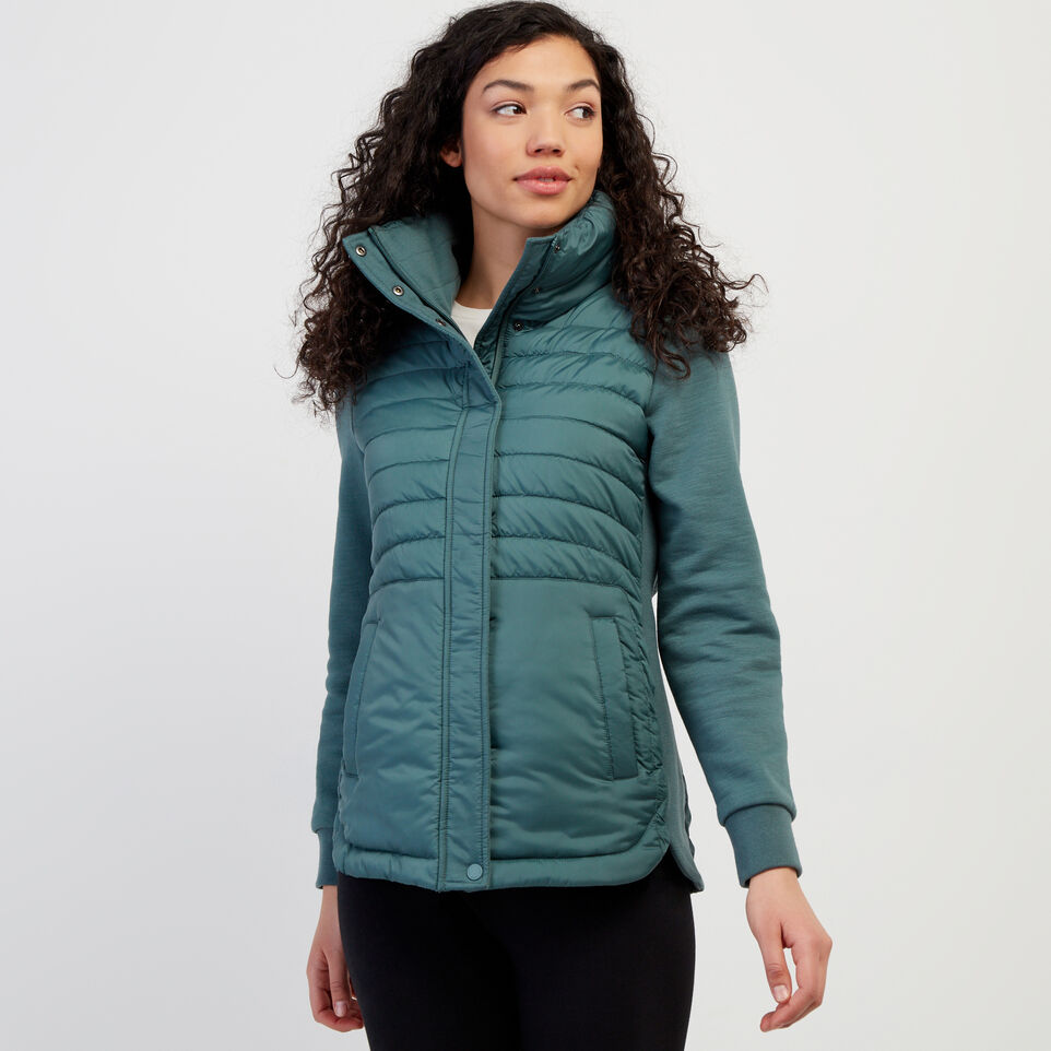 Roots-New For February Journey Collection-Journey Hybrid Jacket-North Atlantic-A
