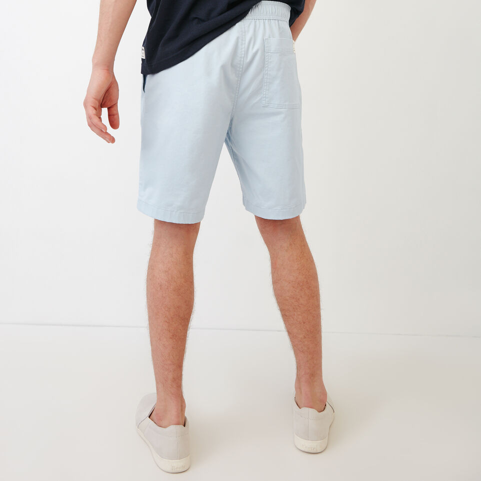Roots-Men Our Favourite New Arrivals-Essential Short-Baby Blue-D