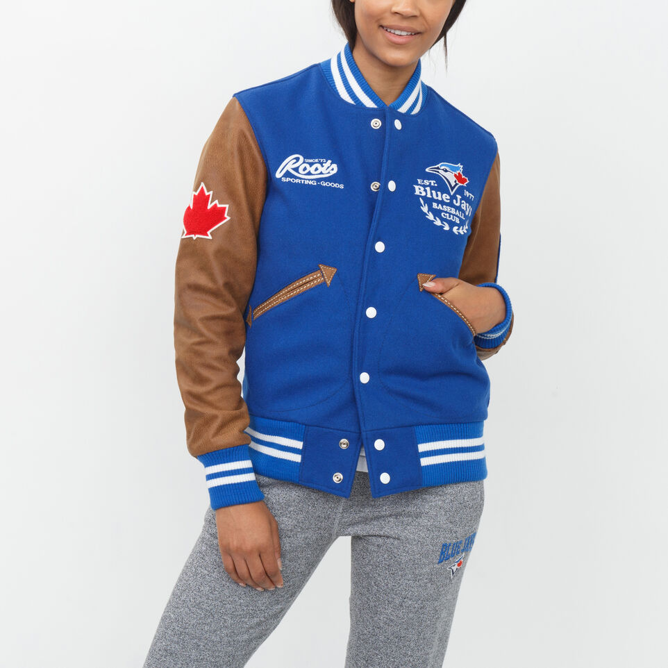 Roots-undefined-Blue Jays 40th Anniversary Jacket-undefined-D