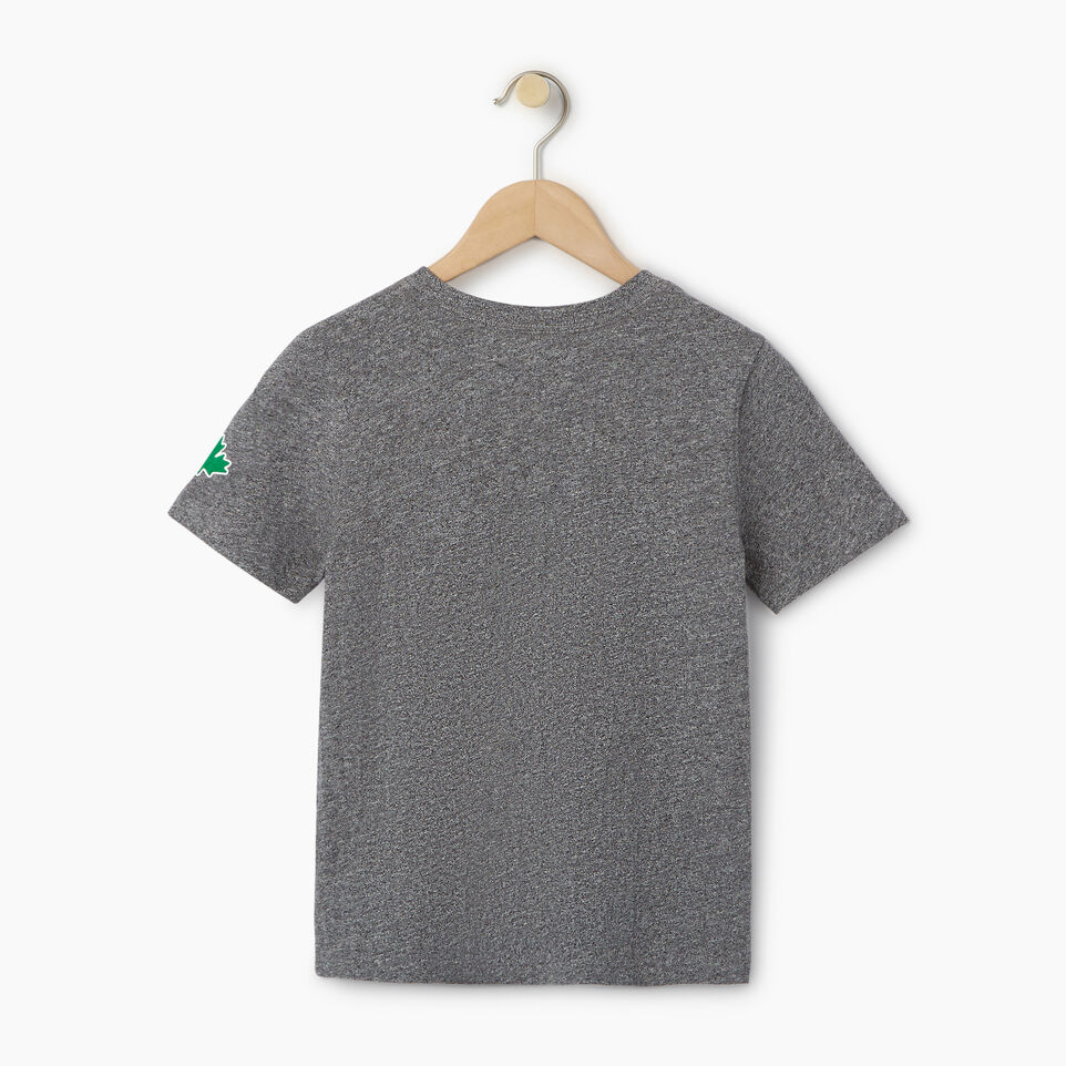 Roots-undefined-Boys Roots Script T-shirt-undefined-B