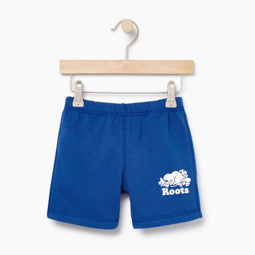 Roots-Kids Toddler Boys-Toddler Original Short-Active Blue-A