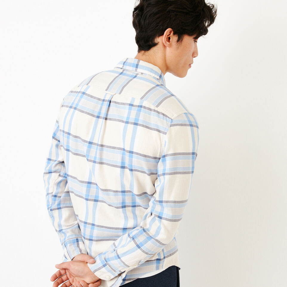Roots-undefined-Parker Plaid Shirt-undefined-D