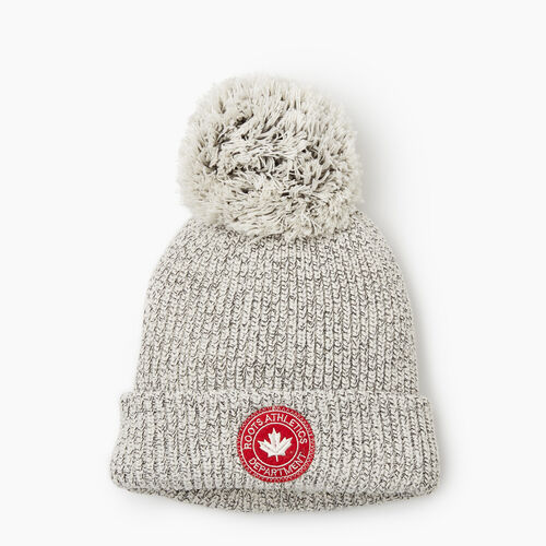 Roots-Kids Accessories-Kids Snowy Fox Toque-Snowy Fox-A