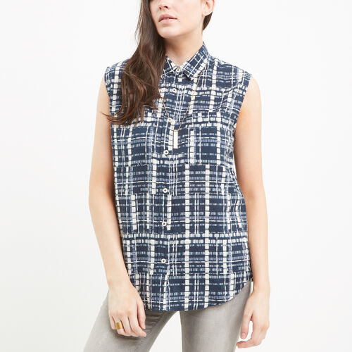 Roots-Sale Over 40% Off-Lindford Shirt-Cascade Blue-A
